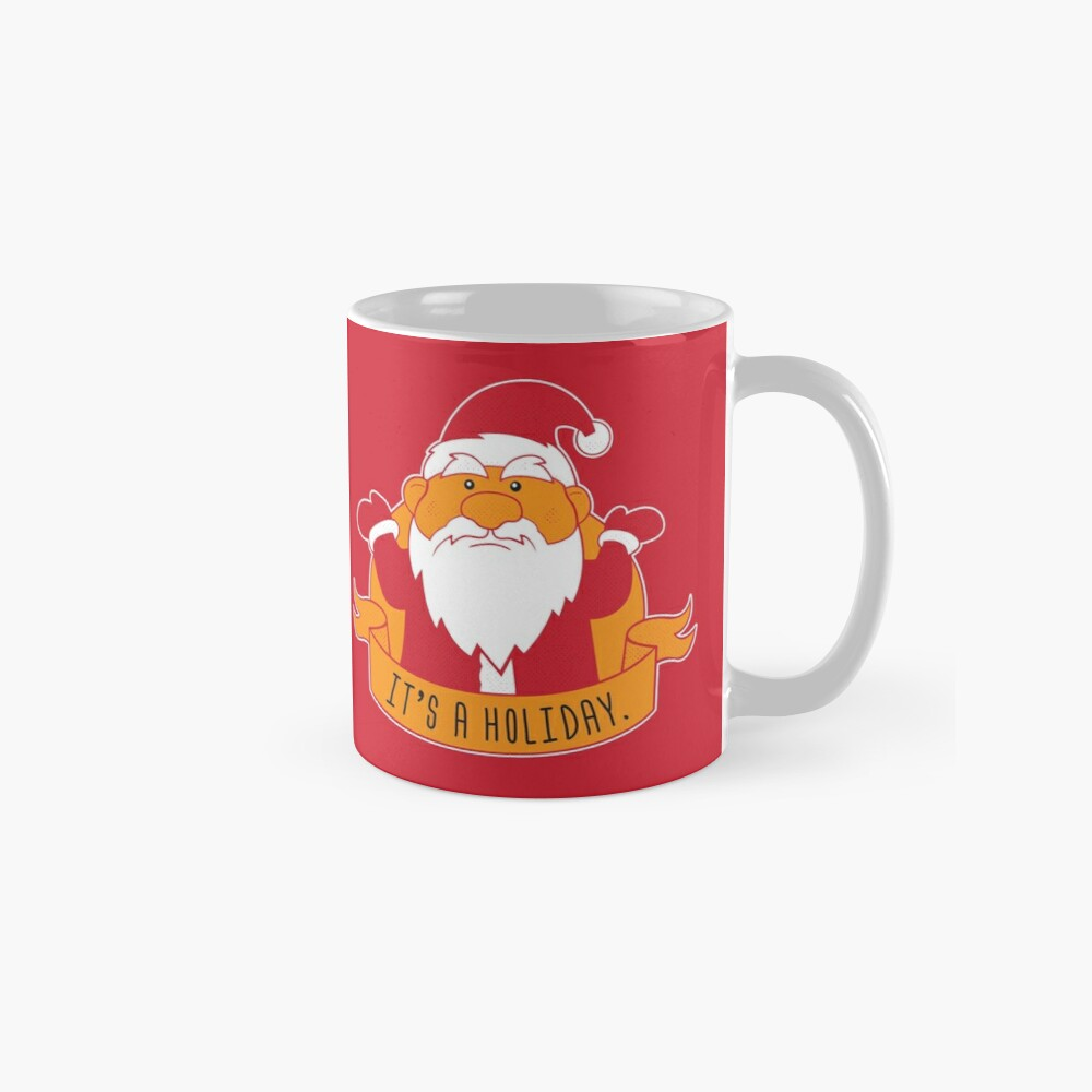 It's A Holiday Mug