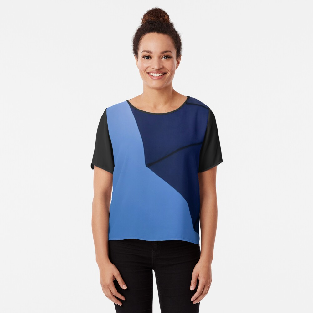 You can stand under my umbrella Chiffon Top