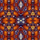 Fractal Art - caleidoscope I by Sven Fauth