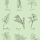 Herbs! by Gillian J.