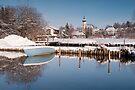 Winter in Seehausen by Kasia-D