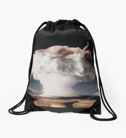 Atomic Slumber Drawstring Bag