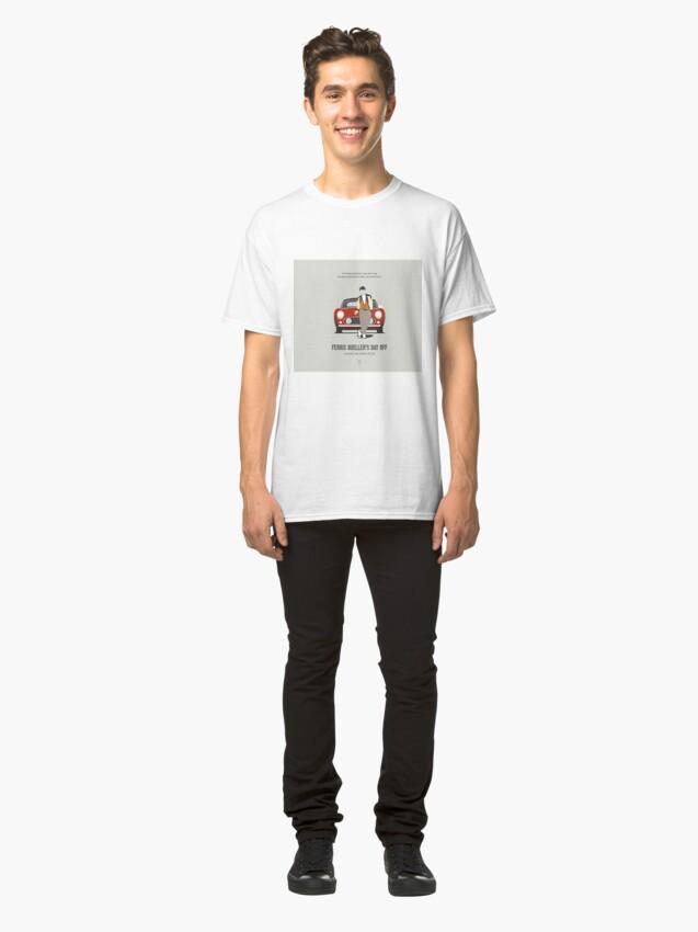 Alternative Ansicht von Ferris macht blau Classic T-Shirt