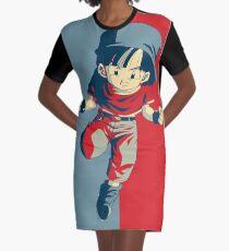 Pan Graphic T-Shirt Dress