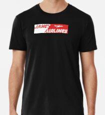 Janet AirLines, Bereich 51 Transport Premium T-Shirt