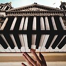Architectural Symphony  by Monica Carvalho (mofart_photomontages)
