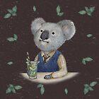 Koala_dark by hahaha-creative