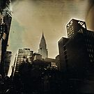 Chrysler Building Tintype Film by ShellyKay