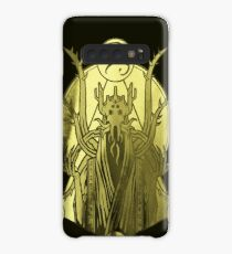 The King in Yellow - Yellow sign - color design Case/Skin for Samsung Galaxy