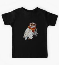 Hedwig the witch Kids Tee