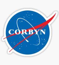 Corbyn Besson NASA Sticker