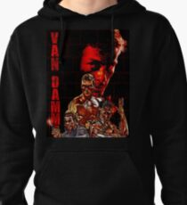 Jean Claude Van Damme Pullover Hoodie