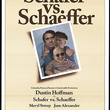 Schaefer vs. Schaeffer by GiantsOfThought