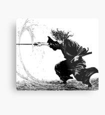 Musashi Metal Print