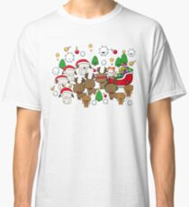 Christmas Doodle Classic T-Shirt