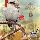 The Christmas Meeting Place by Trudi's Images