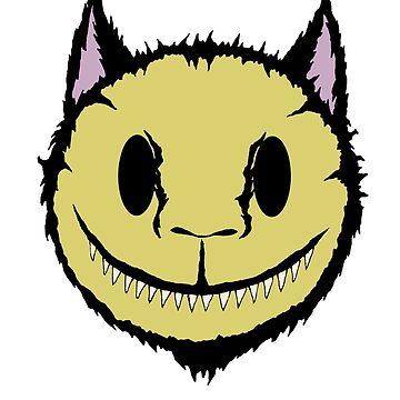 Werewolf smiley by morphfix