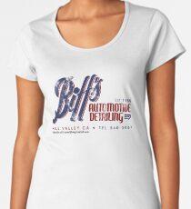 Biff's Auto Detailing Women's Premium T-Shirt