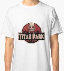 Titan Park SNK  Classic T-Shirt