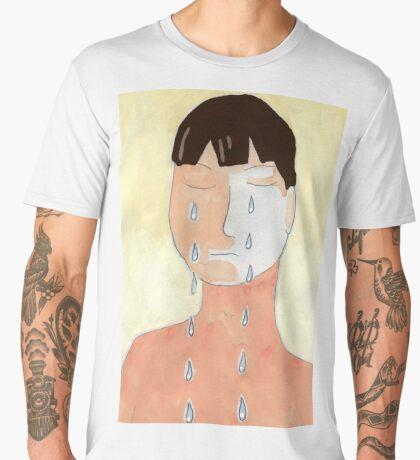 Crying Men's Premium T-Shirt