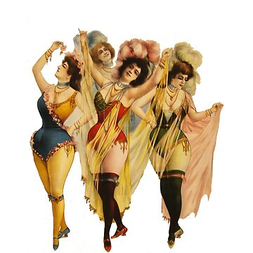 Dancing Women by deborahsmith