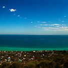 Arthurs seat - Mornington Peninsula by Tony Middleton