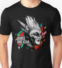 Camiseta unisex Boris Brejcha