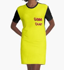 Juega Bien! Graphic T-Shirt Dress