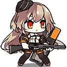 Girls' Frontline - M37 by VinoBurrito