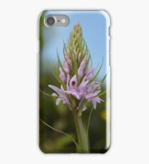 Early purple orchid  iPhone Case/Skin