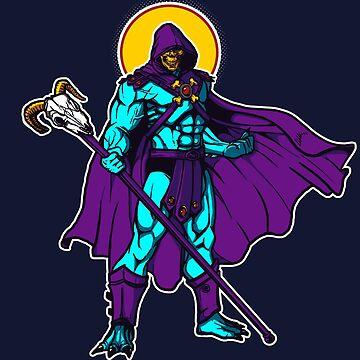 Evil Saint by AndreusD