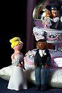 Happy Wedding Couple by DonDavisUK