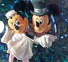 Micky Mouse's Wedding by DonDavisUK