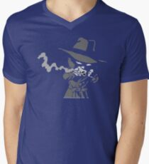 Tracer Bullet, Private Eye Men's V-Neck T-Shirt