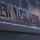 New York City by Michael J. Cargill