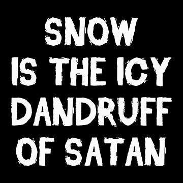 Dandruff of Satan by DJBALOGH