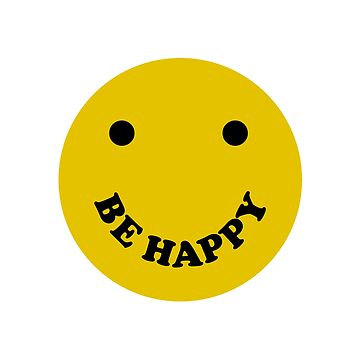 Be Happy. by TheLoveShop