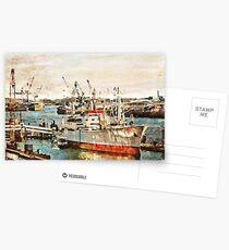 MS Cap San Diego Postkarten