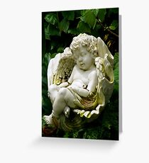 Soul Of The Garden ~ Part One Greeting Card