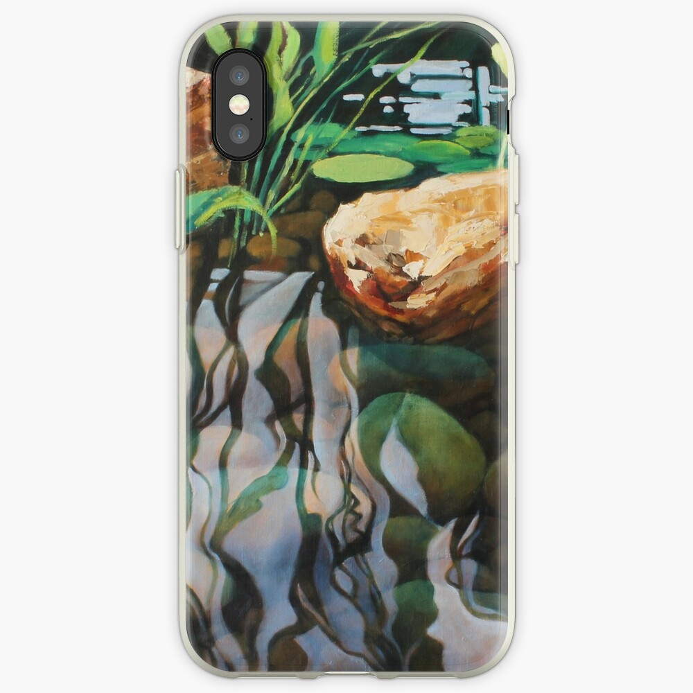 Pond Reflections iPhone Case & Cover