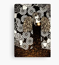 Fire in Your Heart Canvas Print