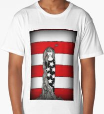 Wounded Long T-Shirt