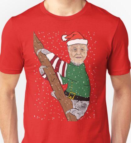 Festive Sir Sloth T-Shirt