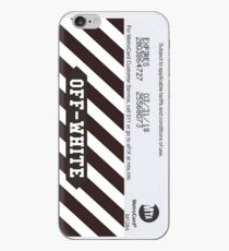 Off-White c/o Virgil Abloh Metro Card Supreme iPhone Case