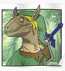 Raptor Link Poster