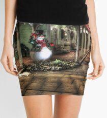Christmas Mini Skirt