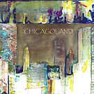 Chicago painting picture by RDRiccoboni