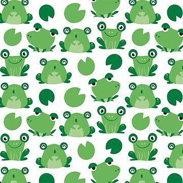 Frogs Galore by Mommylife