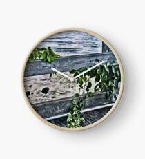 Creeping Vines Clock