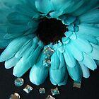 Blue Diamonds by Joyce Knorz